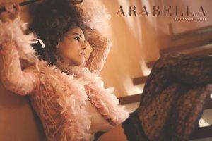 Lingerie fashion photoshoot