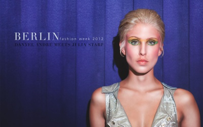 Berlin Fashion Week 2012 with Julia Starp